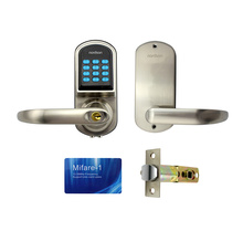 Fingerprint Access Control High Quality Hotel Digital Door Lock