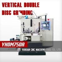 YHDM750A High Precise Vertical Double Disc Side Surface Grinder
