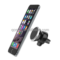 shanghai strong magnets Mini 360 degree rotating car mount magnetic car phone holder