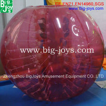 Inflatable bubble bumper ball belly bump ball with factory price
