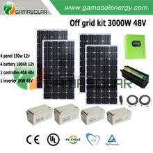 china manunfacturer good price 1kw 2kw 3kw 5kw 10kw 15kw solar power system home for solar generator system