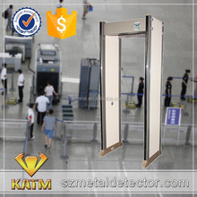 Favorite Product! Professional Walkthrough Metal Detector/gold metal detector door/gate DP6500I