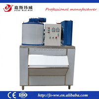 CE approved 500kg ice maker for food processing, supermarket chains, hotels, seafoods market and begetables fresh industry