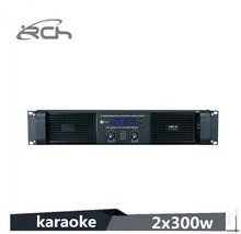 high quality source factory professional 300w digital mixer amp karaoke system speaker amplifier