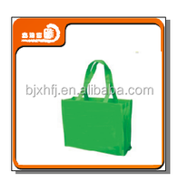 High quality cheap recycled grocery tote shopping pp non woven bag
