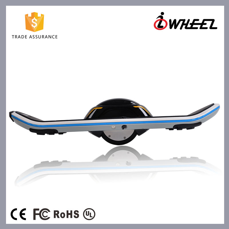 2016 New Fashion one wheel electric scooter smart drifting scooter for Adults