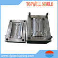 Professional contract manufacturing moulding led lamp housing plastic mould for plastic waterproof document holder mold