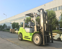 gasoline engine 3t 3.5t lp forklift truck with ce certificate