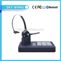 wireless bluetooth headset of fixed phone with China price