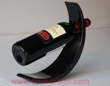 Carbon Fiber Furniture for wine rack