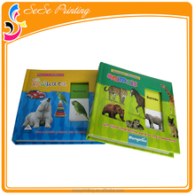 Full color children activity books chinese books printing
