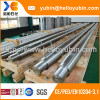 Chilled Cast Iron Transmission Shaft