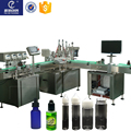 Multifunctional E Cigarette Filling Machine liquid 30ml small bottles filling machine