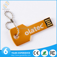 Wholesale usb memory stick promotional gift usb key 128mb-32gb