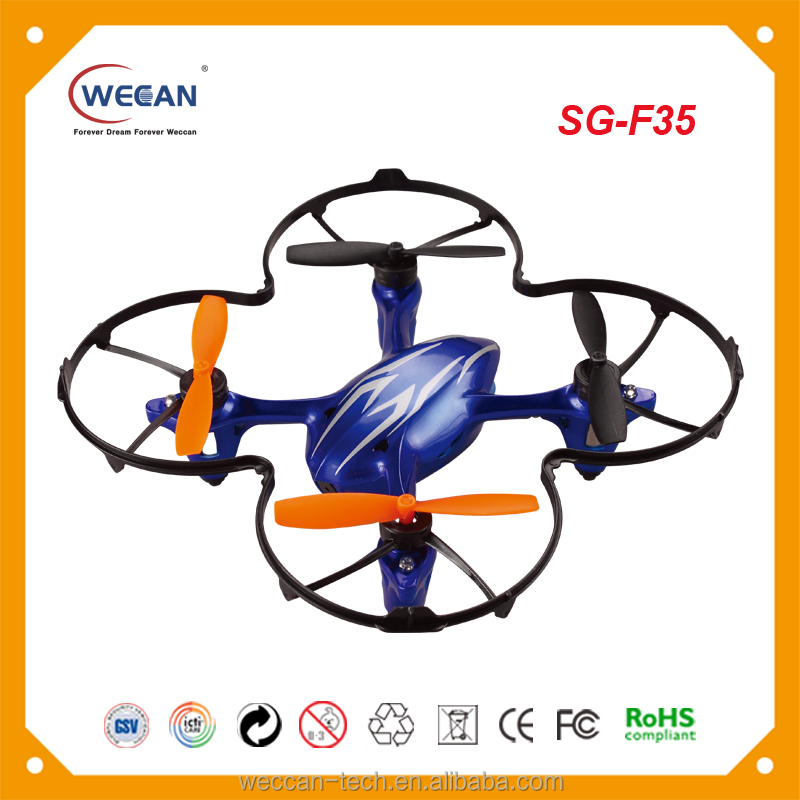 2017 classic hot 2.4G remote control toys drone with camera