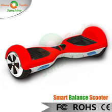 Multifunctional china 2016 kids electric balance scooter skateboard Fitness hoverboard samsung