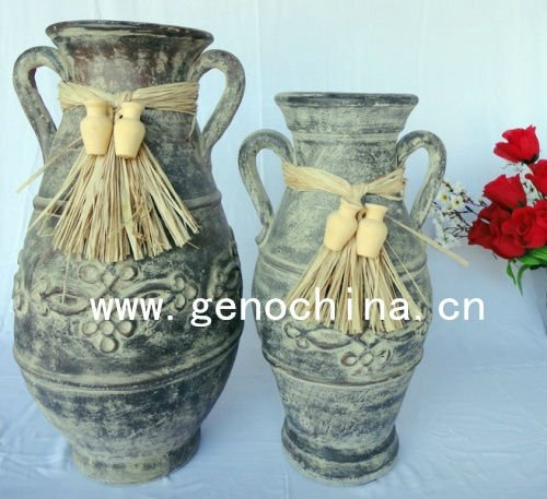 Fashion flower vase for garden decoration flower vase