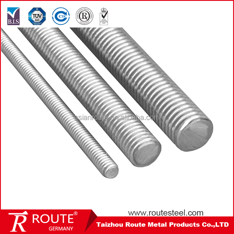 M2/M3 * L300mm Stainless Steel Two-End Screw Thread Rod