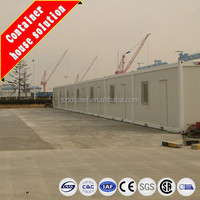 expandable flat pack container houses
