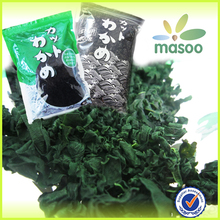 Healty and green wakame of NON-GMO dried seaweed chips/seaweed fulvescens