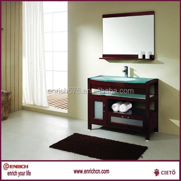 Romantic french style china supplier luxury bathroom furniture