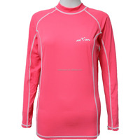 Wholesales High Quality Surf Rash Guard for Women