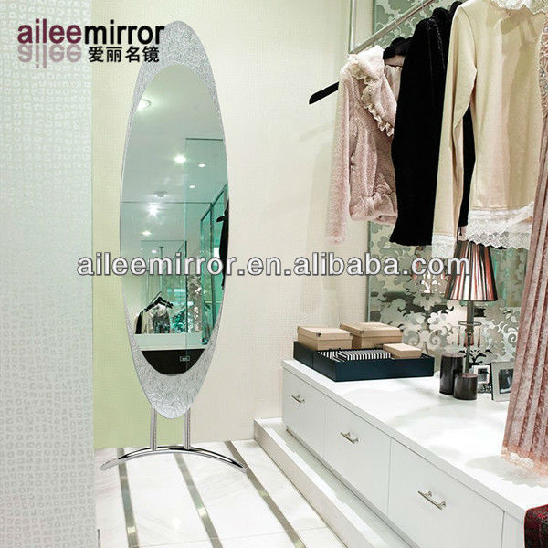 standing mirror jewelry armoire with full length mirror