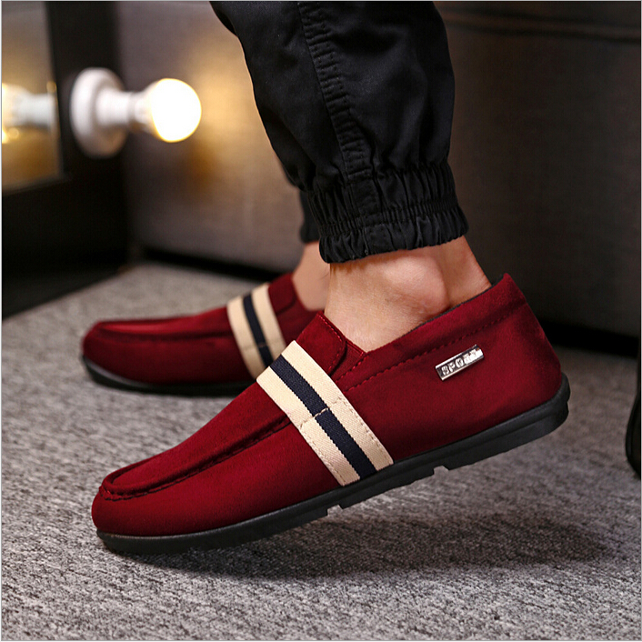 Free Shipping 2016 Spring Summer New Fashion Business Casual <strong>Shoes</strong> For Men