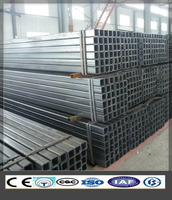 good reputation factory price hot sale rectangular galvanized steel pipe steel tube hollow sections for truck frame