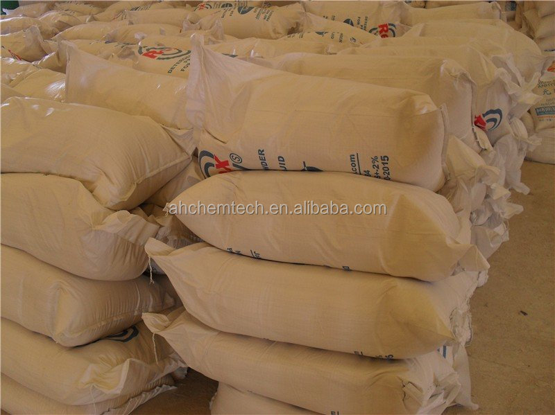 bulk package woven bag detergent powder with different formula as customers request