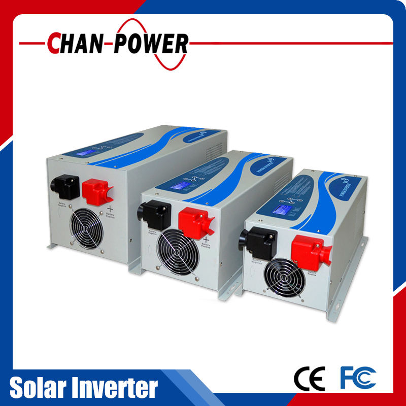 best 12v 24v 36v 48v dc to 110v 220v 230v 240v ac 2500w pure sine wave solar power inverter