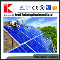China manufacture lower price A grade High efficiency polycrystalline 250W PV solar panel