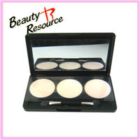 2015 New Arrival Trio Eye Shadow and Powder Palette