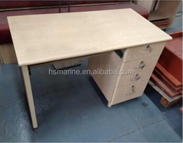 Aluminum honeycomb offshore furniture marine desk table for Table 6 usmc