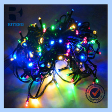 bulk solar lowes christmas decorations outdoor warm white led string light