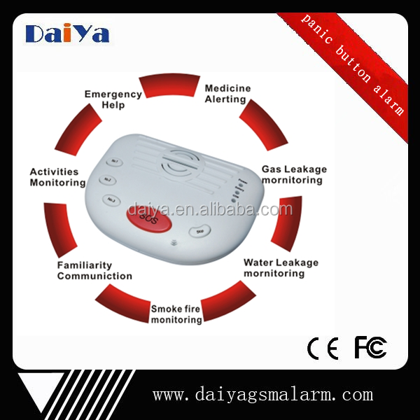 DAIYA New product gsm sos senior with big red button DY- A10