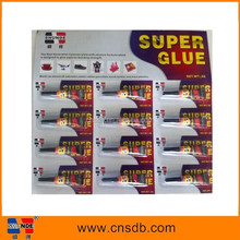 12pc blister card cheap price super glue
