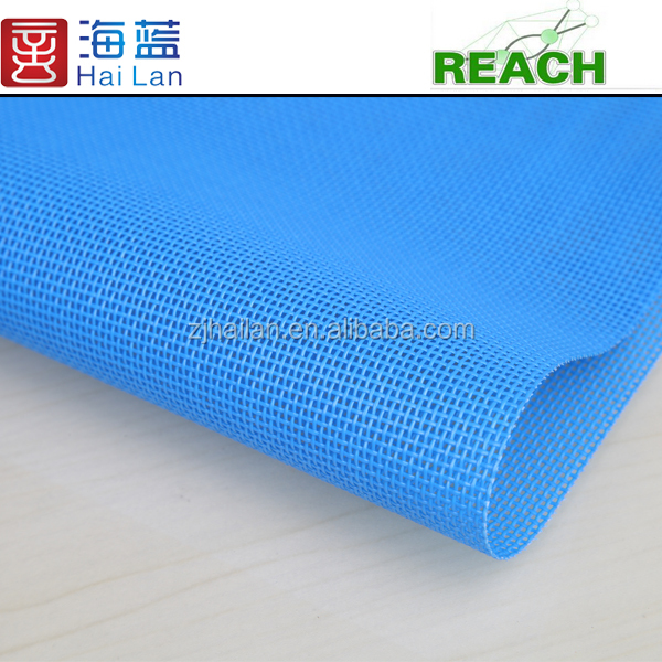 net fabric design vinyl mesh for sunshade fabric PVC wire mesh