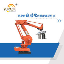 Adopted International Advanced Technology Of Robot Carton Packer