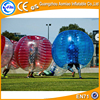 Outdoor giant inflatable bubble soccer ball, inflatable bumper ball for sale