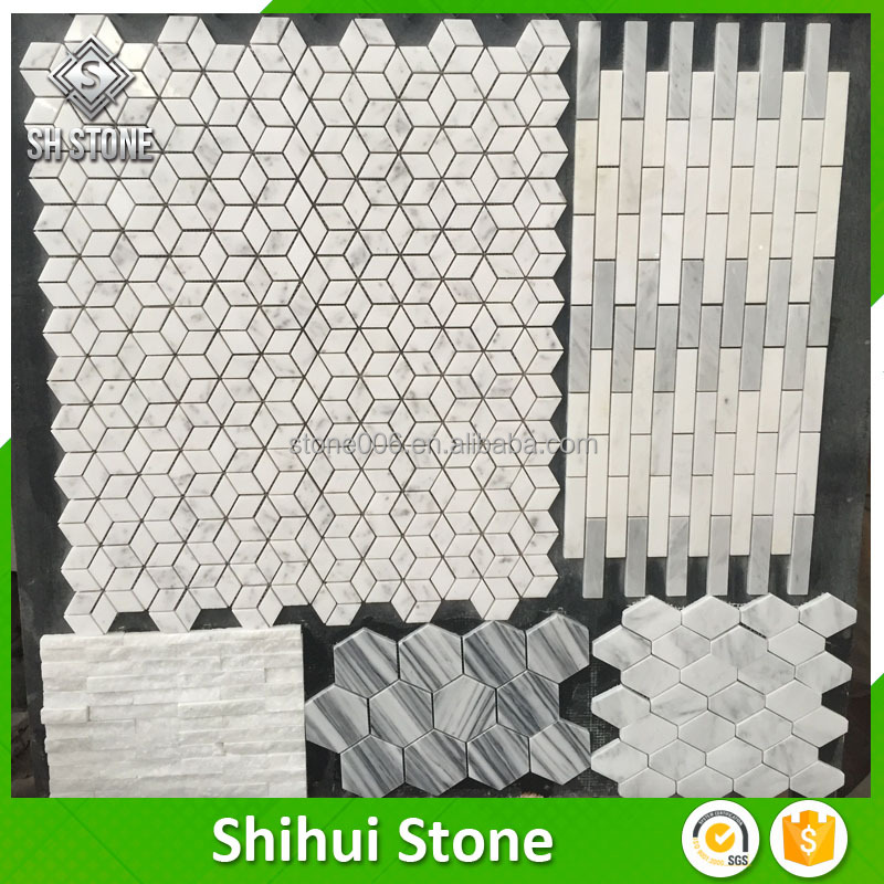 Good Price Bright Color Mosaic Tile With High Quality