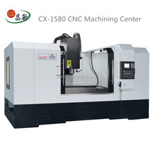 High speed high precision 3 axis 4 axis or 5 axis cnc auto parts mould making milling machine TC-1580H