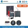 10kw 20kw small home solar power generator for standby