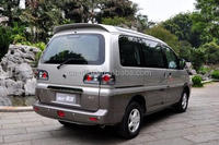 China made 4 wheel vehicle van / motorcar for urban transportation use