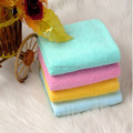 2015 new 30*30cm 100% cotton face towel