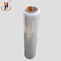 Factory direct machine blown stretch film and hand lldpe transparent wrapping customized pallet wraps for use