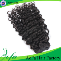 Factory Wholesale Hot Selling New Product loose curly hair extension