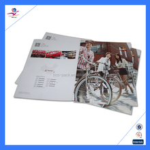 advertising travel brochure printing for promotional