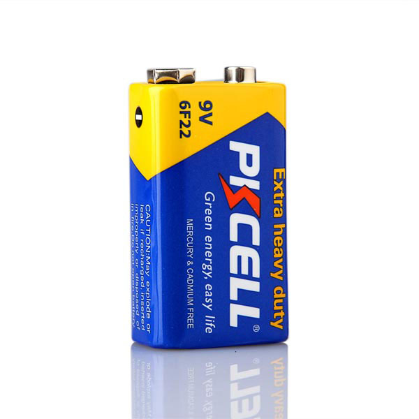 Top Performance 1.5V Dry Cell And Excellent Durability 9V Zinc Carbon Batteries