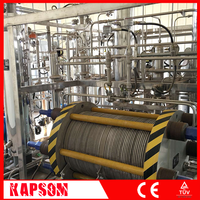 High quality BV dry gas hydrogen production plant